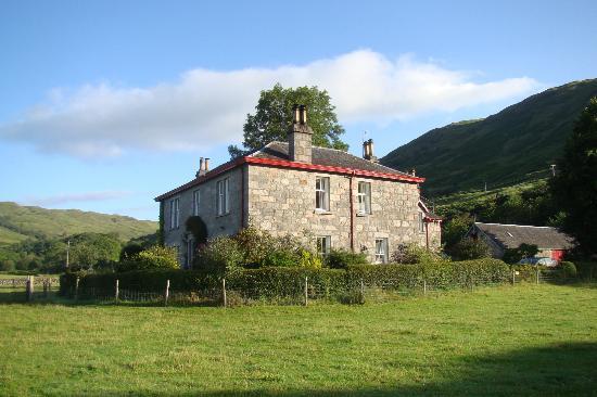 Blarcreen House: vue générale du bâtiment