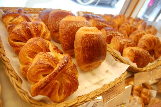 Ops Bakery Haeundae: pain au chocolat and others!