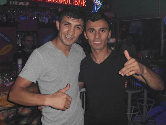 Cousins Steakhouse: Umit & Sinan
