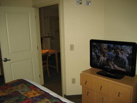 Residence Inn Worcester: 1 bedroom suite