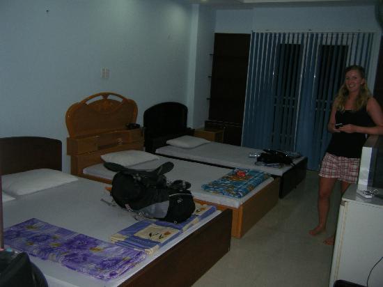 Ngoc Phan Guest House: Quad Room