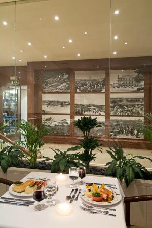 Hotel Estrela de Fatima: Restaurant - Detail