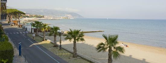 Hotel Riviera: panomara mozzafiato su tutto il golfo