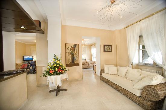 Hotel Riviera: ambiente elegante