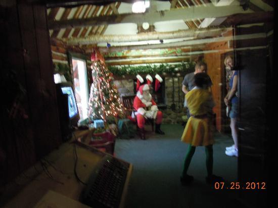 Santa's Workshop : Santa's House
