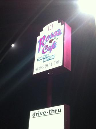 Rosa's Cafe and Tortilla Factory : great place!