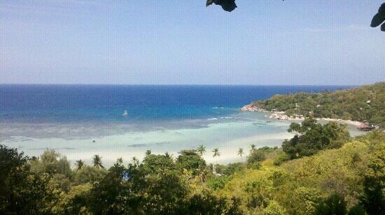 Chintakiri Resort: dal terrazzo della camera