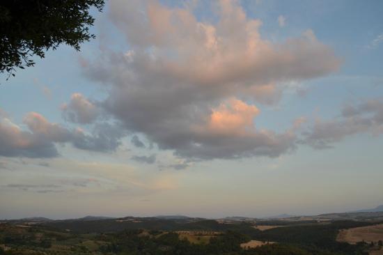 Locanda di CasalMustia: Panorama del borgo