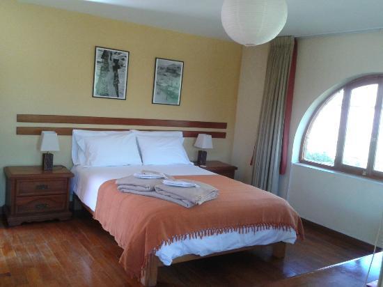 ذا جاردن هاوس - كوسكو: An Standard Room