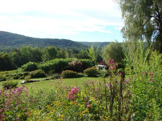 Windham Hill Inn: Surrounding gardens