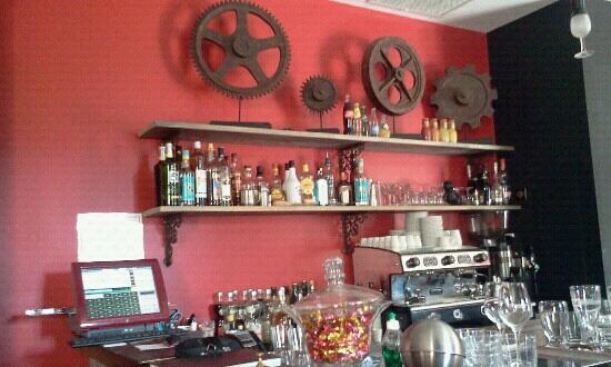 Garrigae Distillerie de Pézenas: bars de lhotel