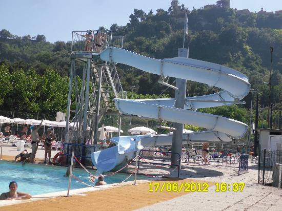 Marina Palmense, Italia: piscina 1