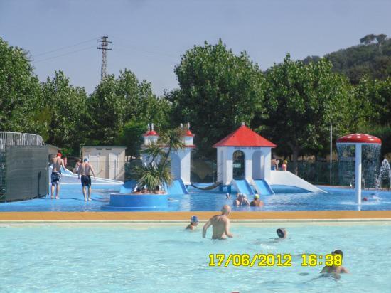 Marina Palmense, Italia: piscina 2
