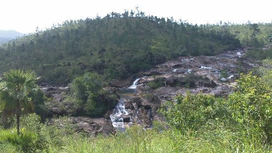 Dream Valley Jungle Lodge: la riviere