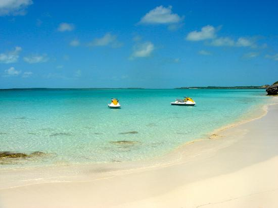 Paradise Bay Bahamas: Excursion en jet ski