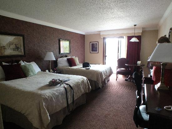 BEST WESTERN PLUS Humboldt House Inn: Room