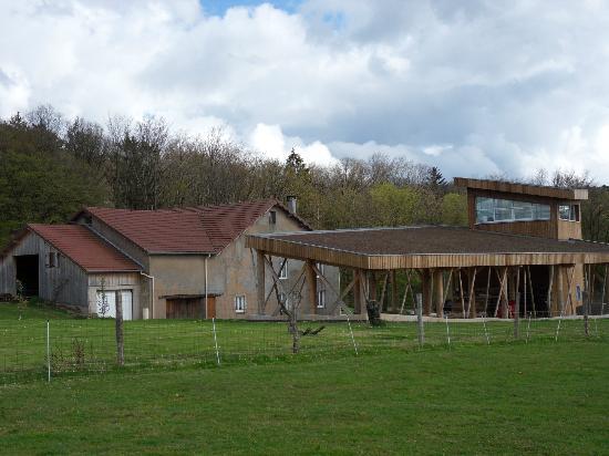 La ferme Photo de La Ferme Aventure, La Chapelle aux Bois TripAdvisor # Ferme Aventure Chapelle Aux Bois