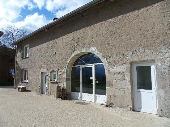 La ferme Photo de La Ferme Aventure, La Chapelle aux Bois TripAdvisor # Hotel La Chapelle Des Bois