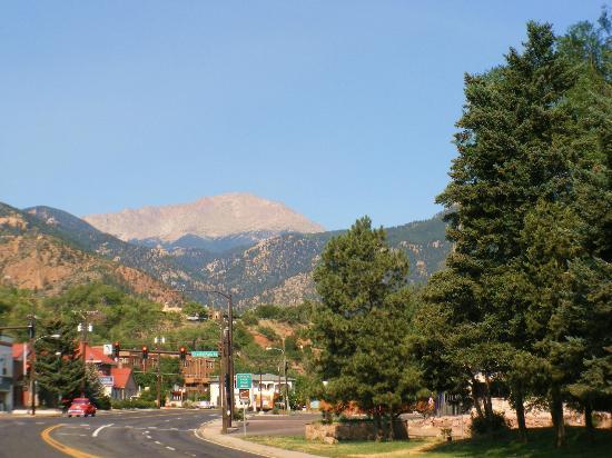 Manitou Springs, CO: Pikes Peake