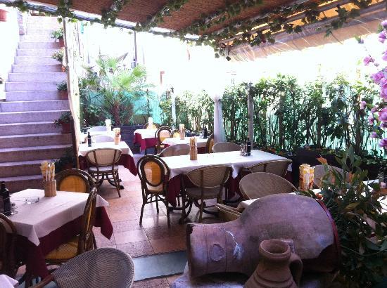 La Bussola : Il Giardino...The Garden...