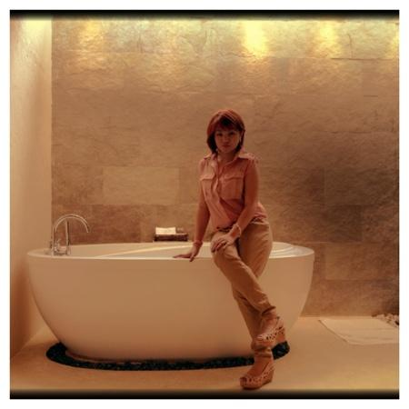 Bluewater Panglao Beach Resort: bath room