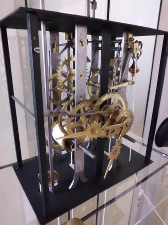 8cb5877c931 Museu do Relogio  Máquina relógio Morez. Museu do Relógio - Pólo de Évora