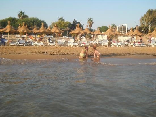 Baia del Sole Villaggio: spiaggia