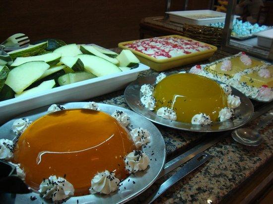 Hard Rock Hotel Tenerife: Dessert