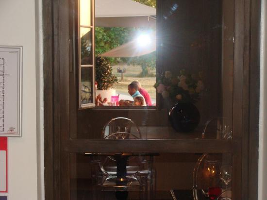 Hotel Napoléon : LA SALLE A MANGER