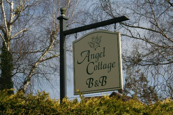 Angel Cottage : Wecome!