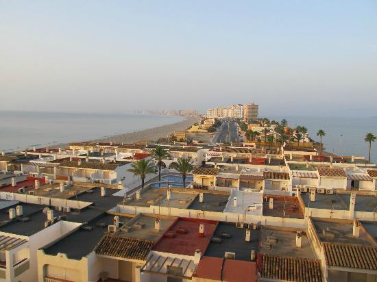 Isla Grosa: view