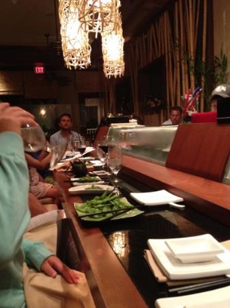 Nikai Sushi: sushi bar