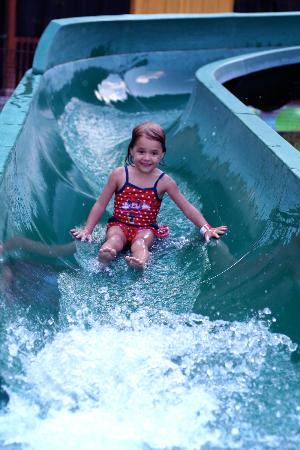 Dollywood's Splash Country Water Adventure Park: variety of fun for the little ones