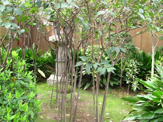 Shitennoji Temple: Gokuraku-jodo Garden, Shitennoji