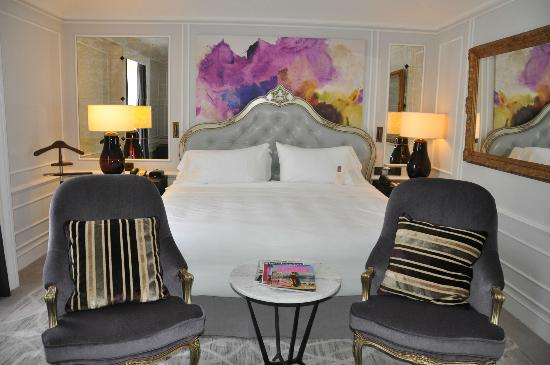 Hotel Maria Cristina, a Luxury Collection Hotel, San Sebastian: Room 506