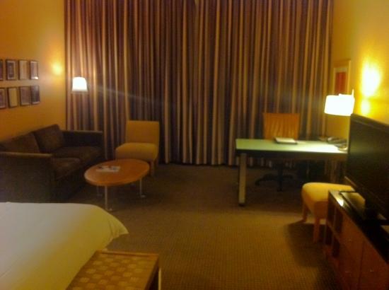 Westin St. Louis: 客室 2