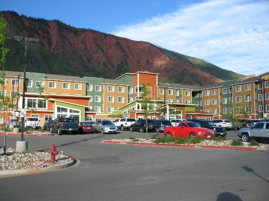 Residence Inn Glenwood Springs: View from outside