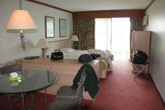 Las Dunas Hotel: Muy confortable y con acceso directo al mar