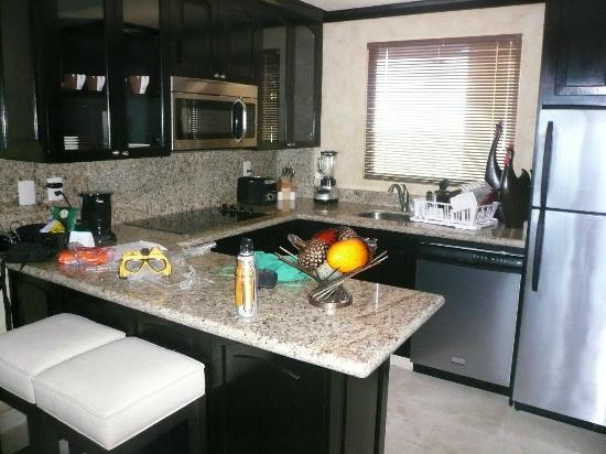 Villa del Palmar Cancun Beach Resort & Spa: Cocina 
