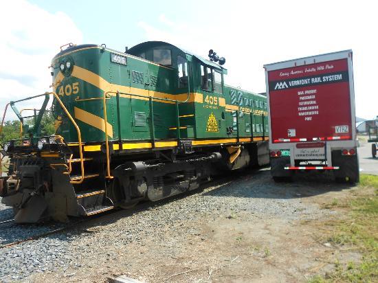 Green Mountain Railroad: Green mountain flyer