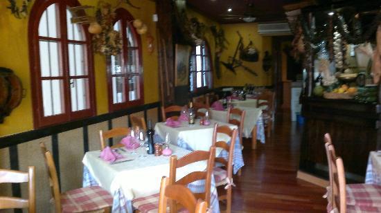 Meson de Calahonda : el estilo andaluz