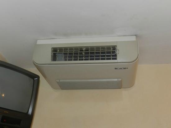Hotel Atlantide : Air condition