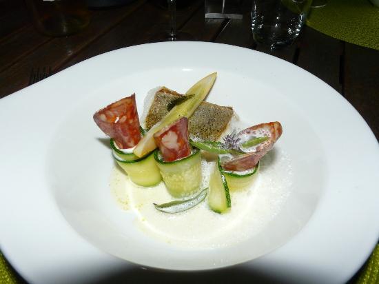 Restaurant la Petite Ecole: Poisson