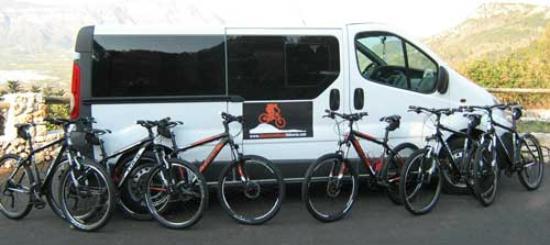 Mountain Biking Valencia   Tours: Quality bikes available for hire