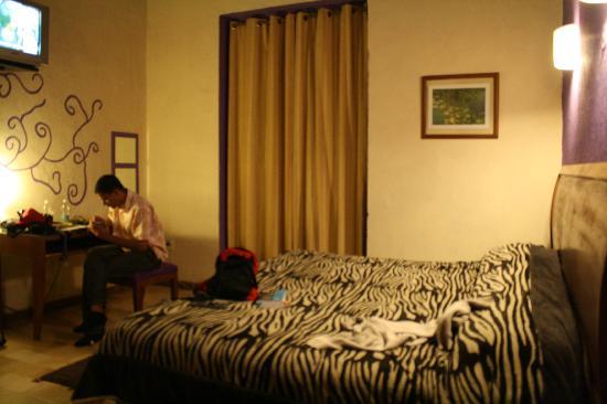 El Hotelito : Chambre