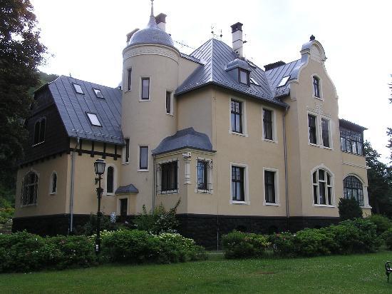 Villa Elise Park Pension: Villa Elise