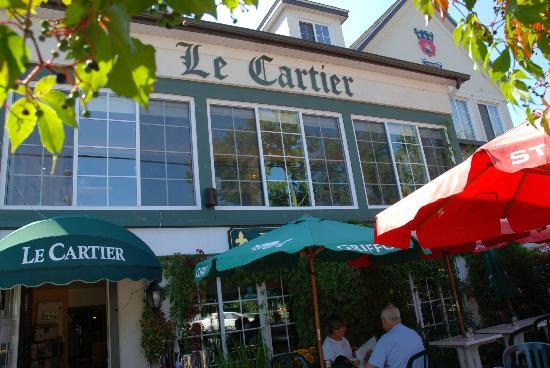 Le Cartier St-Malo : Vue de l'extérieur
