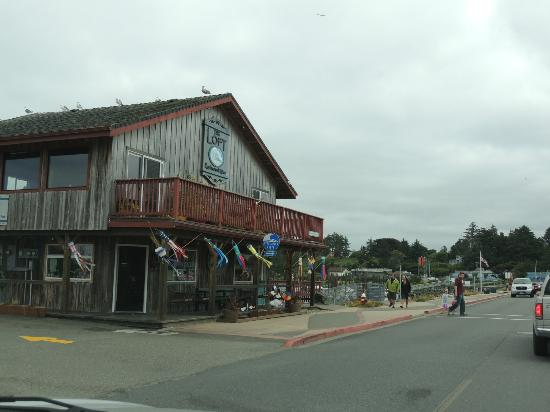 Bandon Baking Co Deli Old Town Harbor Docks Port Restaurant And Ping