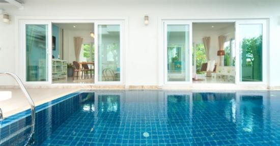 Jasmina Pool Villa at Seabreeze: Swimming Pool in villa
