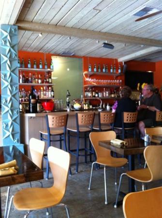 Italia Trattoria : inside dining